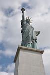 021  Paris - Statue of Liberrty